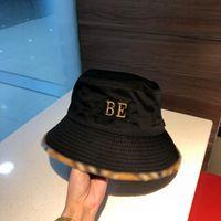 Luxo 2021 verão moda lazer designer chapéu avançado sentido cheio de masculina simples e feminino o sombreamento do pescador 3 cores boas