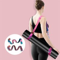 Bodybuilding Yoga Mat Ratchet Tie Down Resistance Bands Multi-Function Sports Elastic Force Extensions Zone Justerbara band Lagring Rope