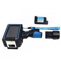 Printers Expiry Date Serial Number Barcode Printing Machine On Box Metal Hand Held Ink Jet Portable Printer