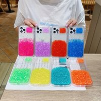 Bling Cases Epoxy Cover 2in1 PC Frame TPU With Sliding Window for iPhone13 12 mini pro max 11 XR XS 8 SamsungS21 PLUS Ultra A11 A31 A01 A12 A32 A51 A71 A52 A72 Anti-slip