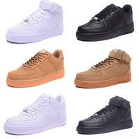 2021 وصول الأحذية الكلاسيكية كل الأبيض أسود رمادي منخفضة عالية قطع الرجال النساء الرياضة أحذية واحدة سكيت الأحذية الولايات المتحدة 5.5-12