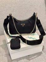 2021 Damen Tasche Designer Marke Mode Messenger Classic Quality Wallet Net Red Diagonal Retro