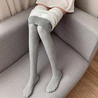 Sonbahar kış peluş kalınlaşmış sıcak ipek çorap, külotlu çorap, Kore bacak kadın seksi çorap tozluk