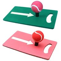 Golf Training Aids Mat Swing Detection Batting Indoor Game Practice Aid Cushion Home Office Outdoor Pad