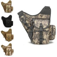 Outdoor Bags Men's Tactical Sling Shoulder Bag Sport Army Messenger Pack Military Hunting Camping Hiking Crossbody
