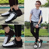 2019 Blade Running Shoes Mens Korean Style All-Matching Fashion Shoes Casual Shoes Students Summer Breathable Business Casual