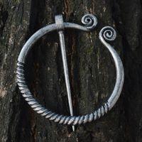 pin Viking scarves age Ireland shawls Norse coat Cloak Brooch Pins Retro vintage jewelry for men women