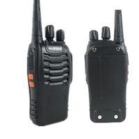Original Baofeng BF-888S Portable Handheld Walkie Talkie UHF 5W 400-470MHz BF888s Two Way Radio Handy