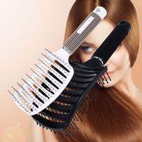 Hair Brushes Detangle Hairbrush Women Brush Scalp Massage Comb For Hairdressing Tools Salon Vent Anti-static Styling