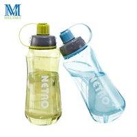 Botellas de agua Meltset 1000ml / 1500ml Botella de espacio clásico de plástico portátil de plástico al aire libre resistente al calor