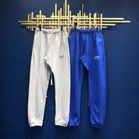 Sonbahar Kış ABD 6th La Pantolon Sınırlı TMC Bayrak Pantolon Rahat Pamuk Sweatpants Erkek Kadın Joggers