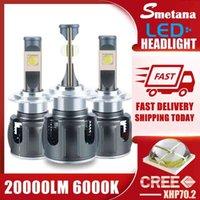 CREE XHP70 SG 20000LM H7 Lampada CANBUS H4 Auto LED Koplamp Lampen H1 H8 H11 LED-lamp 9005 HB3 9006 Koplamp Auto Mistlichten