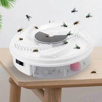 Electric Automatic Flycatcher Trap Pest Ablehnung Control Moskito Fliegenkiller Insekt Fallen USB Powered Fly Catcher 3kpn
