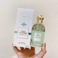 Hohe qualität Frau Parfüm Aqua Allegoria Duft ENT Langzeit 4 Typen 75ml frische und angenehme schnelle Lieferung