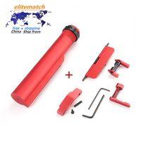 Elitematch ar-15 cor de cor combinação tubo tampão M16 acessórios táticos de caça