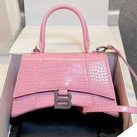 Senhora Clássica Bolsa Mensageiro Mensageiro Meninas Crossbody Bag Tamanho 23cm Designer Bolsas com Long Strap