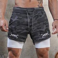 ASRV homens Boxer Calças Curtas Fitness Bodybuilding Bochechos Mens Durável Sweatpants Fitness Workout Curto Boxers Pular Shorts ASRV