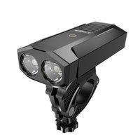 X-TIGER 4000MAH велосипедный свет 1800 люменов MTB велосипедный передний фонарик мощность дисплей горный велосипед светильник USB аккумуляторный светодиод 239 B3