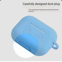 2 in 1 For Apple AirPods Pro Case 17 Color Three Generation Silicone Protective air pods 3 Earphone Cases Wireless Bluetooth Headsets Covers with Carabiner