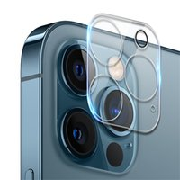 Hardness Camera Lens Film Protector For iPhone 13 12 11 Mini Pro Max XR Len Tempered Glass Full Back Camera-Screen Protective Anti-Scratch Accessories