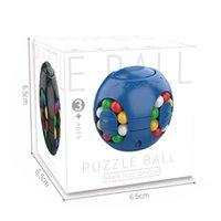 Strange-Shape Cube Cube Creative Jouet Creative 360 degrés Rotation Économisez de l'argent Pot de jeux classiques Cubes Cadeau d'anniversaire pour enfants EEB6478