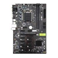 스마트 홈 컨트롤 B250 광업 전문가 12 PCIe Rig BTC ETH 마더 보드 LGA1151 USB3.0 SATA3 Intel B250M DDR4