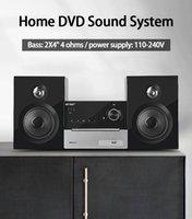 Portable Speakers DVP-800 110-240V Bluetooth Speaker Home DVD Player Vcd HD Children's Blu-ray Audio Full Format Multimedia
