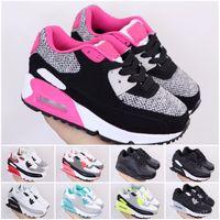 Ucuz Satış Çocuklar Sneakers Presto Ayakkabı Çocuk Spor Chaussures Dökün Enfants Eğitmenler Bebek Kız Erkek Koşu Ayakkabı Boyutu 28-35