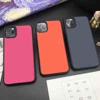 Phone Case For Samsung Galaxy S10E 5G S20 S7 Edge S8 S9 PU Leather Hard PC+TPU Note 8 9 10 Plus 20 Ultra Back Cover