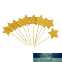 Флаг матового дня рождения флаг вставленные карты пятиконечная звезда сливы в форме блестящих звезд влюбленные блестящие вставки другие праздничные партии