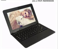 factory supply 10. 1 Inch screen size Notebook Laptop Quad Co...