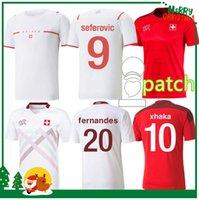 2020 سويسرا قمم كرة القدم بعيدا أبيض 2021 سويسرا Akanji Zakaria رودريجيز المنتخب المنتخب الوطني لكرة القدم