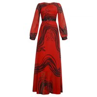 Ethnic Clothing XL-4XL Plus Size 2021 Casual Slim Patchwork Lace Maxi Dresses Elegant Sexy Long Dress Africa African For Women
