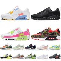 nike air max 90 airmax 90 nike 90 2021 Free Run Women Mens Running Shoes Trail Team Gold Bacon Foto Azul Corte Roxo Branco Black OG Volt-EUA Treinadores Sneakers Off