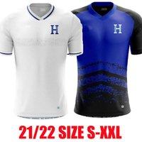 República de Honduras Futbol Formaları 2021 2022 López Castillo Garcia Maillot Postly Beckeles Lozano 7 Izaguirre Ev Camisetas de Fútbol 3rd Futbol Gömlek Tayland