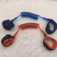 1.5m crianças anti perdidos cinta crianças segurança pulseira link de pulso criança chicote de arnês trela puleça pai bebê pulso trela caminhando 762 x2