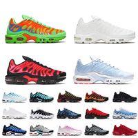 Nike air max plus tn 3 tuned tn plus 3 nike tn 3 TN Artı TNS Büyük Boy 46 Erkek Çalışma Ayakkabı Kadın Hava Ortalama Yeşil Max Beyaz Üniversite Kırmızı