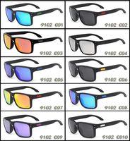 Designer sunglasses mens brand o sunglasses polarized oo9102 classic UV Protection outdoor sport colorful riding sunglasses with case