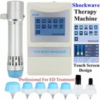 Shockwave Therapy Machine External Shock Wave Instrument For ED Treatment 2021 And Shoulder Pain Home Use Body Relax Massager