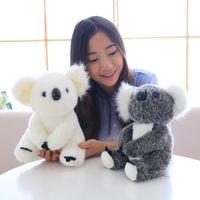 13-28cm koala muñeca peluche juguete lindo palma koalas muñecas juguetes regalos de cumpleaños para niños