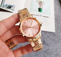 hombres rey relojes gentalmente hombres de lujo moda reloj de pulsera mundial tiempo simple diseñador amantes 36 mm 32 mm Tamaño de marcado Relogio Montre Reloj masculino