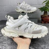 Uomini Triple S Escursionismo 3.0 Scarpe casual uomo uomo donna Sneakers Lace-Up Colori misti Misto Fashion Lace Up Grandpa Scarpe Allenatore Scarpe Chaussures De Sport Scarpe
