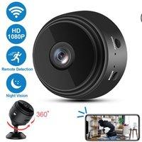 Cameras 2021 Mini Camera 1080P HD IP Wifi Wireless Security Remote Vision Mobile Detection Video Surveillance