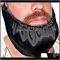 Aessories Narzędzia Produktowe Męskie BIB Regulowane Wodoodporna Facial Facial Fartuch Guard Bonnet Rag Beard Styling Narzędzie Drop