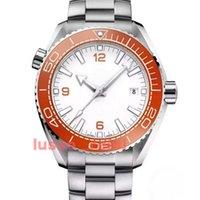 Üst Orologio Dalgıç Erkek Erkek Saatler Otomatik James Bond 007 Mekanik Hareket LüksUstası izlemekSkayfall iyi 600m çelik Montre de Luxue Saatı