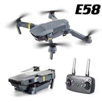 E58 Folding Drohne 4k HD Professionelle Luftaufnahme Vierachsige Kinder Spielzeug Student Lange Ausdauer E88 Fernbedienung Flugzeuge