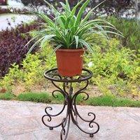 Metal Plant Stand Indoor Outdoor Corner Shelf Flower Pot Holder Planters Display Rack Home Garden Decoration11