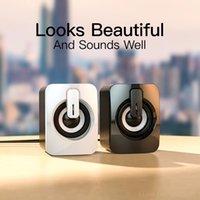 Nuevo Diseñador Multifunción Cableado con cable USB STEREO 3D Surround Shower, Bluetooth PC Free PC Laptop Ponente