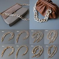 Bag Parts & Accessories Fashion Woman Accessory Retro Resin Chain Acrylic Handle Vintage Shoulder Strap Decoration