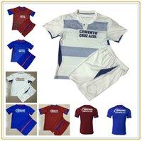 20 21 Cruz Azul Home Soccer Jersey 2021 2022 Away Third Red Football Shirt Liga MX Men + Kids Kit Camiseta de Fútbol